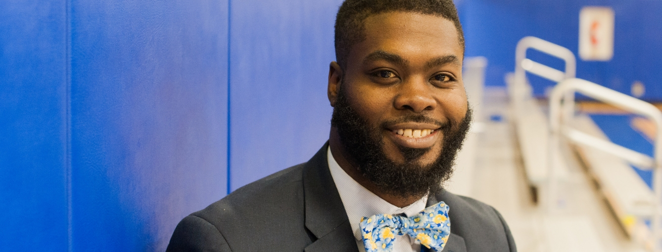 Camden Principal Dr  William Hayes on Building Relationships